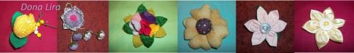 banner floral color